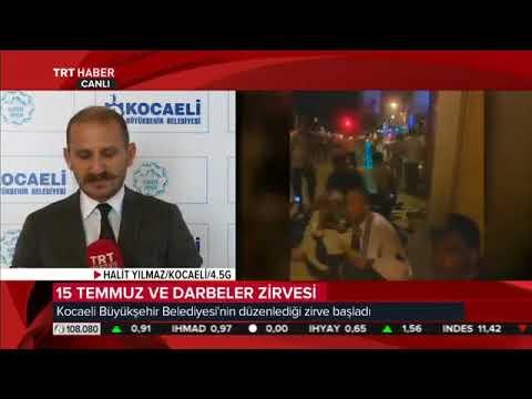 TRT Haber / Basında Kartepe Zirvesi 1