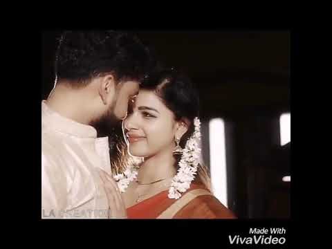 Ariyathe Innu Nee Ente Jeevante Nizhalayi Mari.. Malayalam Romantic Whatsapp Status