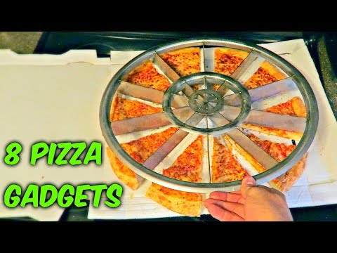 Thumbnail: 8 Pizza Gadgets put to the Test