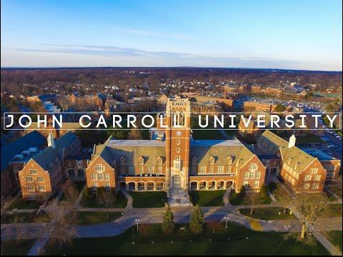 John Carroll University from the Sky