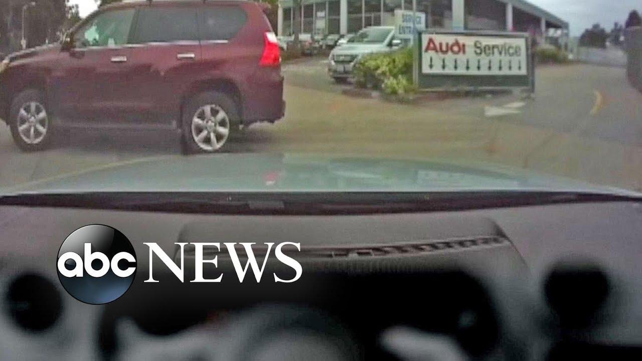 Mechanic Takes Joyride in Customer's Car [CAUGHT ON DASHCAM]