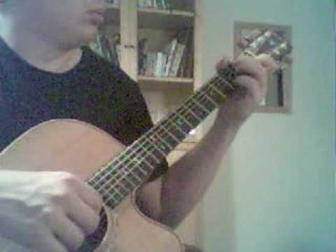 Godfather Theme Acoustic Guitar By Kyösti Rautio