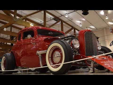 1934 Ford Owned by Bud Wolfe since 1962 at the Salem Roadster Show