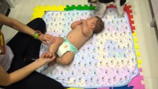 Массаж ребенку 3 месяца. Как я делаю массаж?(Добро пожаловать на канал;) Смотрите в качестве 720 HD. Спасибо, что поддерживаете меня пальчиками вверх ❤..., 2015-01-15T14:00:24.000Z)