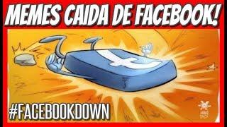 Memes de la Caida de Facebook 🔥 #FacebookDown #whatsappdown InstagramDown