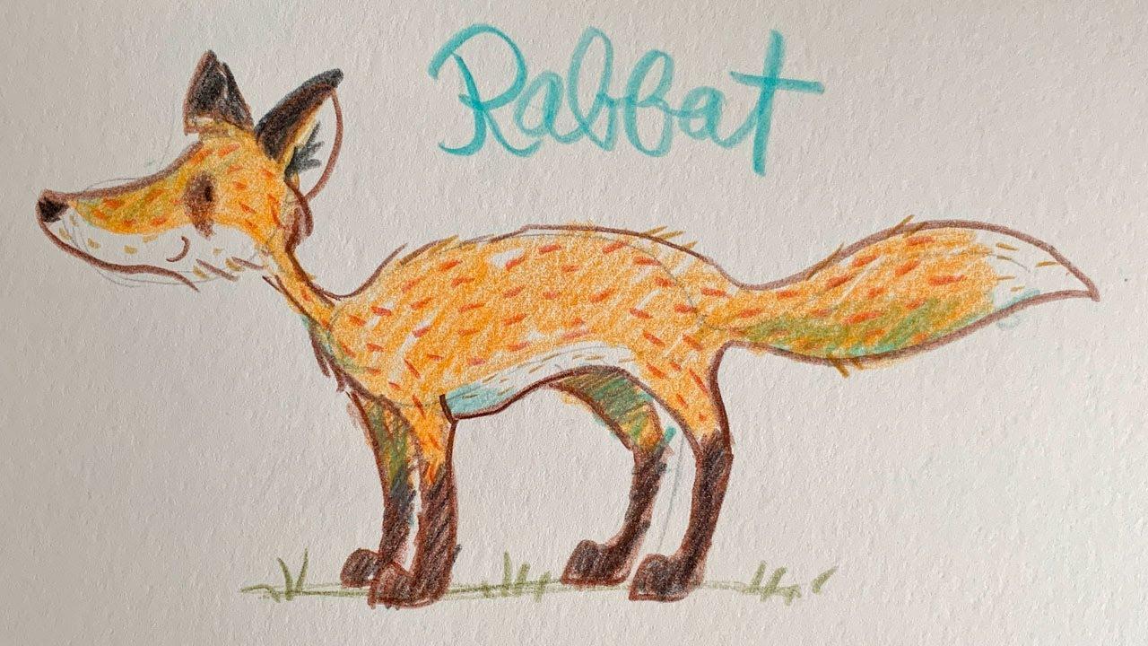 Download Nina zeichnet Rabbat - Schule der magischen Tiere Zeichenworkshop - Zeichenkurs