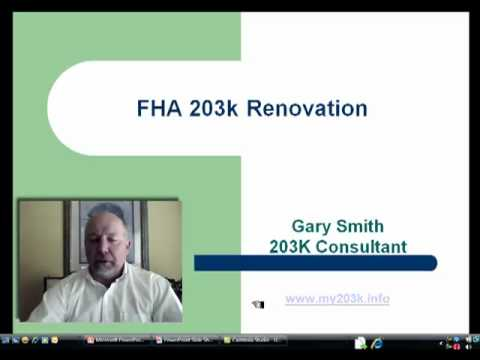203K Consultant - Mississippi - Gary Smith - SafeHome Inspections