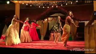 Sangeet girls dance choreography