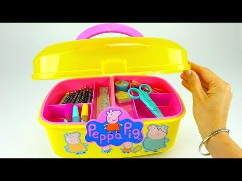 Свинка Пеппа набор для детского творчества Игрушкин ТВ - Как поздравить с Днем Рождения