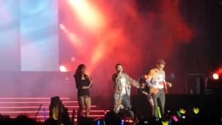 GD&TOP - 뻑이가요 (KNOCK OUT) Korean Music Wave 2011