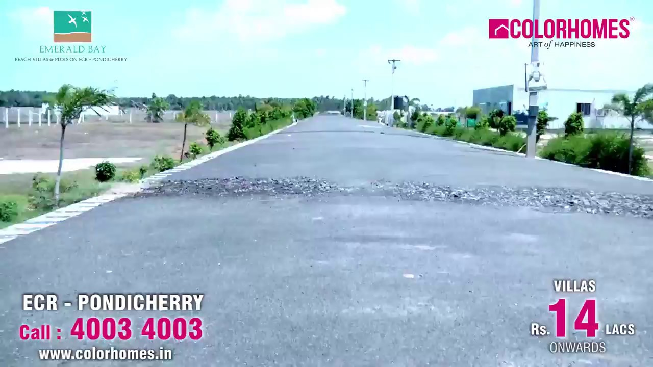 Houses Villas For Sale In Pondicherry Ecr Ct 044 4003 4003 Youtube