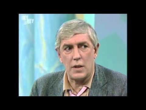 Peter Cook, 1987