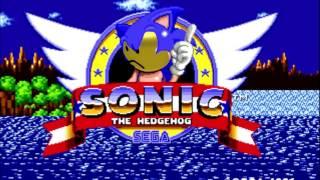Der gesamte Sonic the Hedgehog Soundtrack, aber nur der Roblox Death Sound...