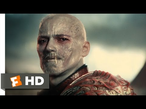 Dracula Untold 1010 Movie CLIP  Hes Safe Now 2014 HD