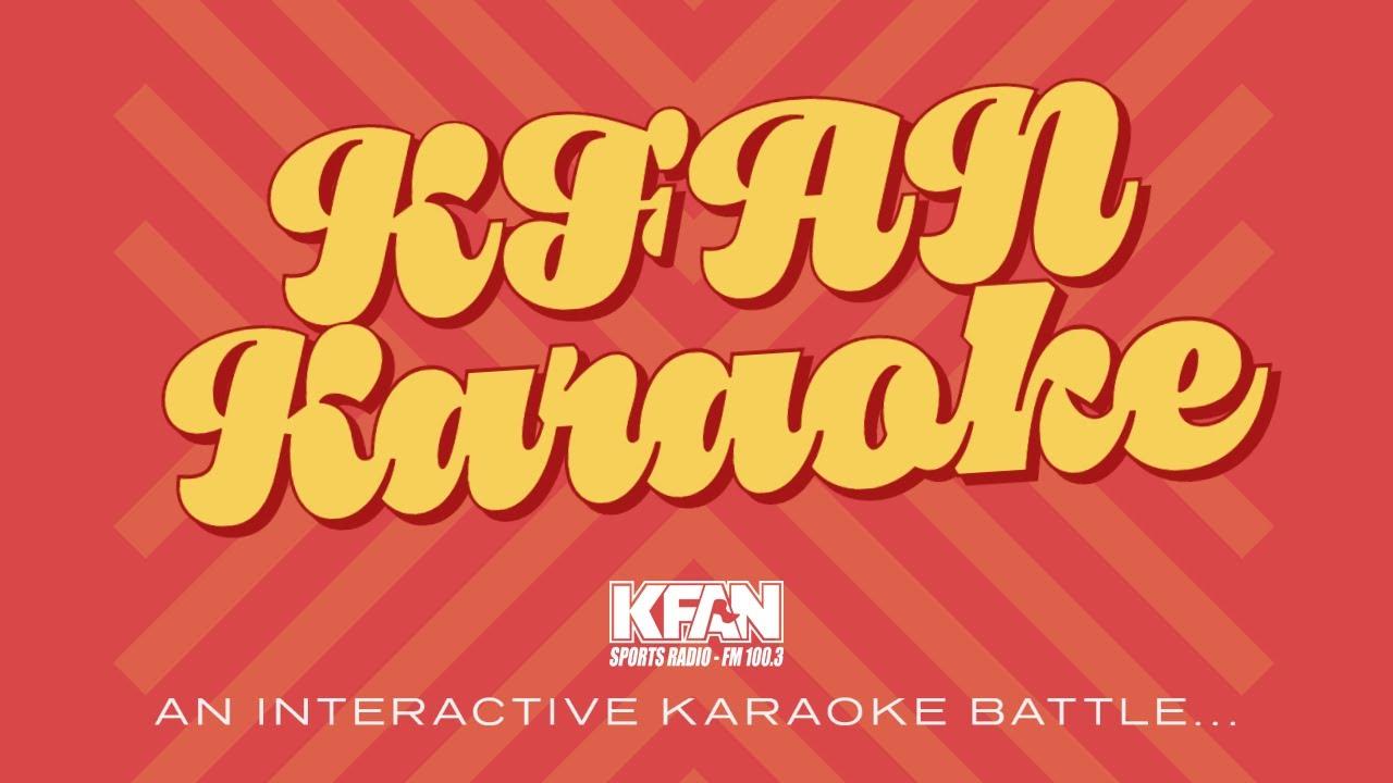 #KFANKaraoke - Zach Daniels, Chris Hawkey & Paul Allen