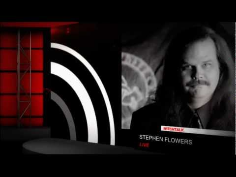Lords of the Left-Hand Path - a conversation with Stephen E. Flowers