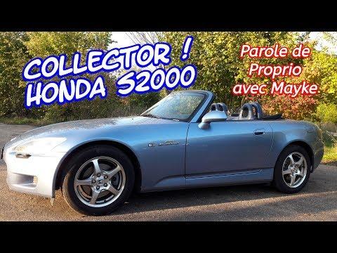 HONDA S2000 PRESENTATION AVEC MAYKE SON PROPRIO 👍 #1/2