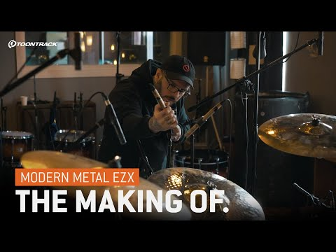 Modern Metal EZX by Will Putney – The Making Of
