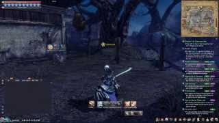 blade and soul movement english review gameplay wall run