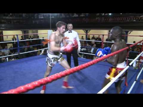 James Bird Team Tieu vs Ricado CO Fight For Peace - KO Blood and Glory 6