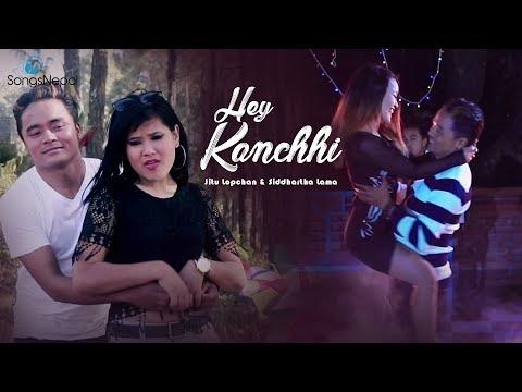 Hey Kanchhi - Jitu Lopchan & Siddhartha Lama   New Nepali Pop Song 2018 / 2074