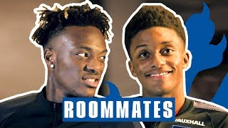 FIFA or Fortnite: Which Game Does Tammy Prefer? | Abraham v Gray | Roommates | England U21