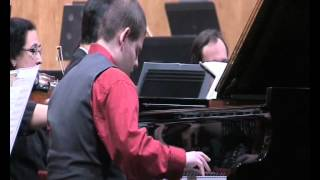 Adam Blazek and The Janacek philharmonic orchestra  Moonlight serenade