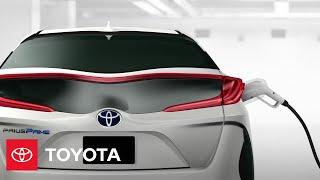 Toyota Prius Prime: Understanding the Plug In Hybrid System