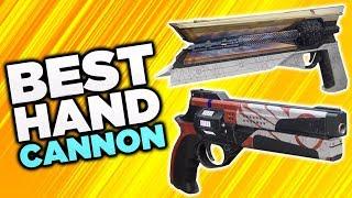 Destiny 2: The BEST PC Handcannon - Better Devils VS Sunshot