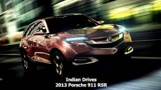 Acura Concept SUV X 2013 Videos