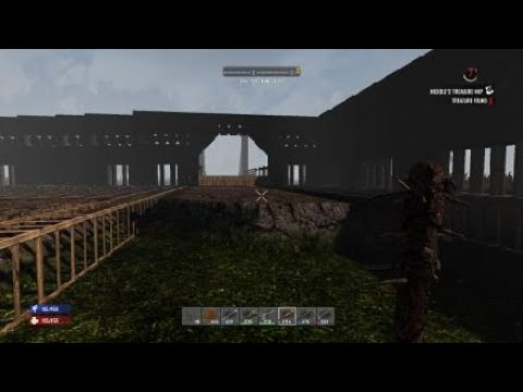 7 Days to Die mega base (work in progress)