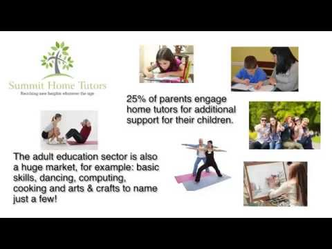 Summit Home Tutors Franchise