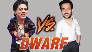 shahrukhs dwarf vs emraan hashmis dwarf tough competition