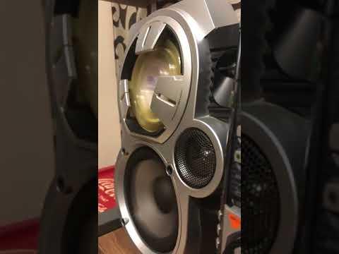 Philips wOOx mini hi fi system