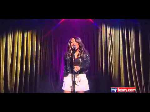 Tiffany Evans | I'll Be There LIVE