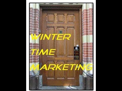 Winter Time Marketing