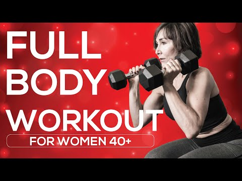 Strength Training for Women Over 40 MADE EASY!