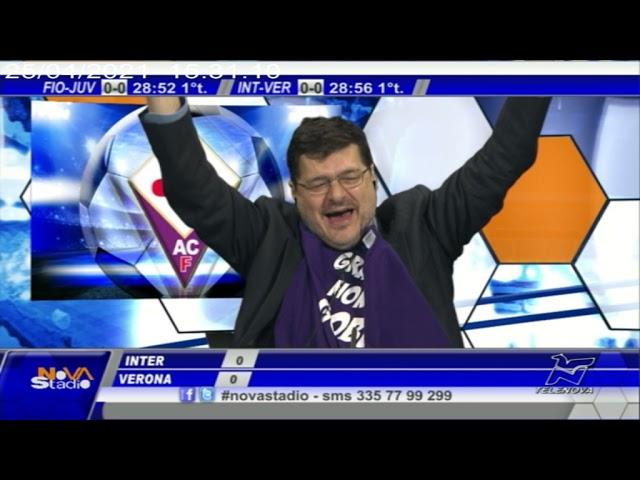 Il meglio di Fiorentina-Juventus 1-1 a Novastadio
