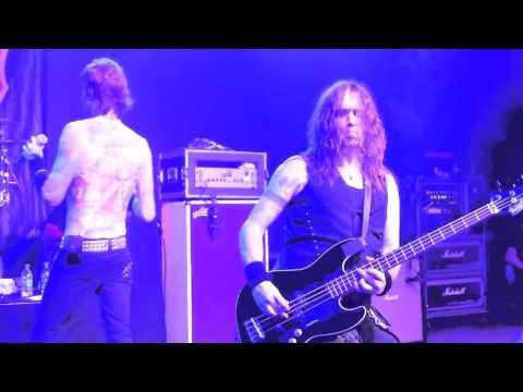 Buckcherry Rose and Crazy Bitch Live at The Phase 2 Club, Lynchburg Va. 2/15/14 Songs #12