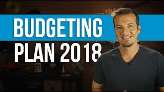 Budgeting money for beginners in 2018.