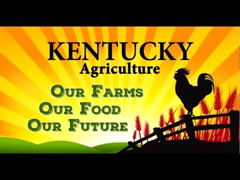 Kentucky Agriculture: Our Farmers, Our Food, Our Future