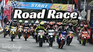Road Race dan Super Moto Malang April 2015 GM FKPPI di Jalan Kertanegara ( Full Video )I