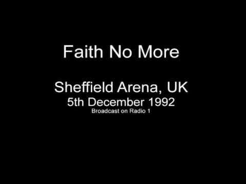 Faith No More Live in Sheffield 5th December 1992 - Land Of Sunshine, Midlife Crisis