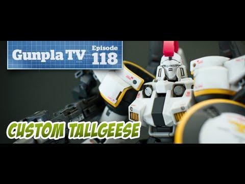 Gunpla TV - 118 - The New hobbylink.tv - Custom 1/100 MG Tallgeese I EW - Hlj.com