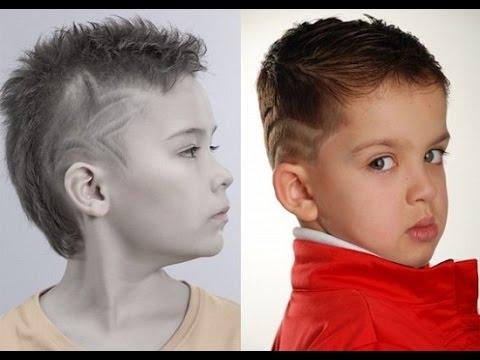 25 Trendy and Cute  Boy Haircuts
