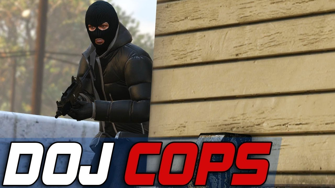 Dept  of Justice Cops #746 – House Hunting – WiiHot com