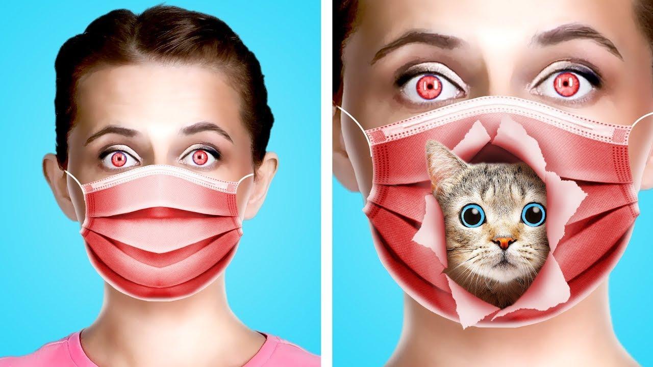 SNEAK PETS INTO CLASS || Sneak Pets Like You Sneak Food Anywhere! Funny Pet Sneaking Ideas by Kaboom