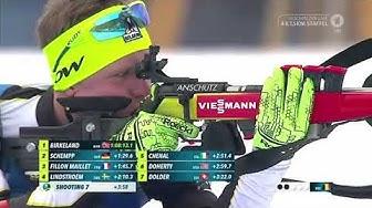 Belgium Biathlon, the exciting Biathlon relay!