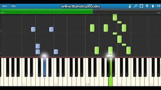 〈Super Powers〉 V6  piano