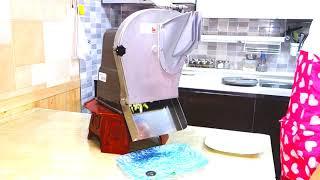 신영산업   오이채절단기 냉면용   YouTube 36…